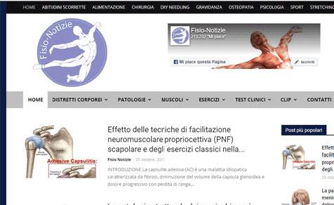 sito wordpress chirurgo plastico