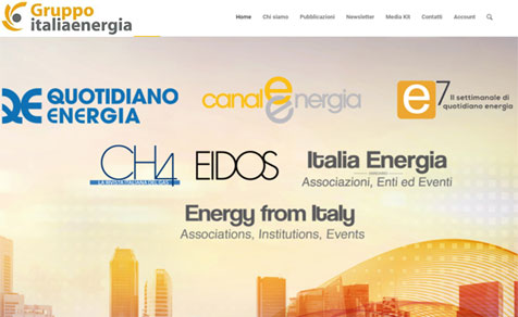 sito wordpress giornalistico della Marche