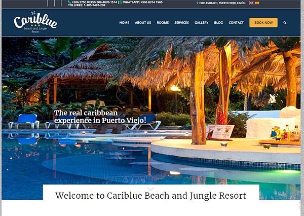sito hotel cariblue