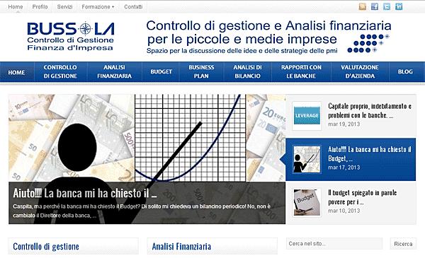 Nuovo sito wordpress commercialisti Milano