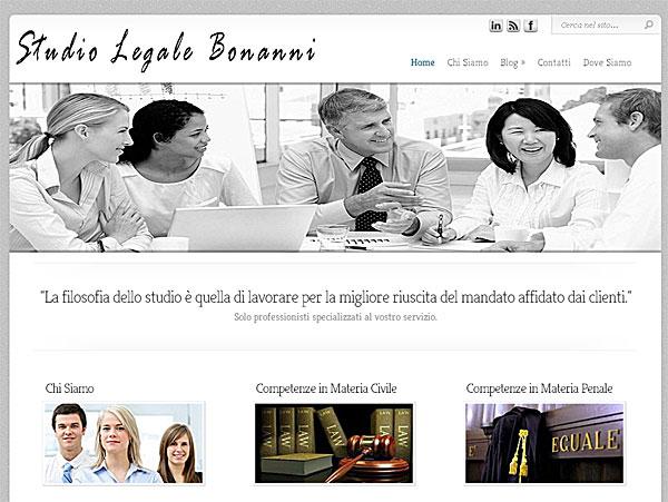 Sito Studio Legale